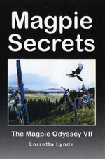 Magpie Secrets Cover